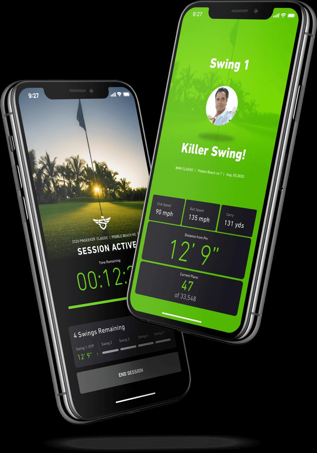 PinSeeker app